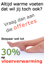 gratis vloerverwarming offerte