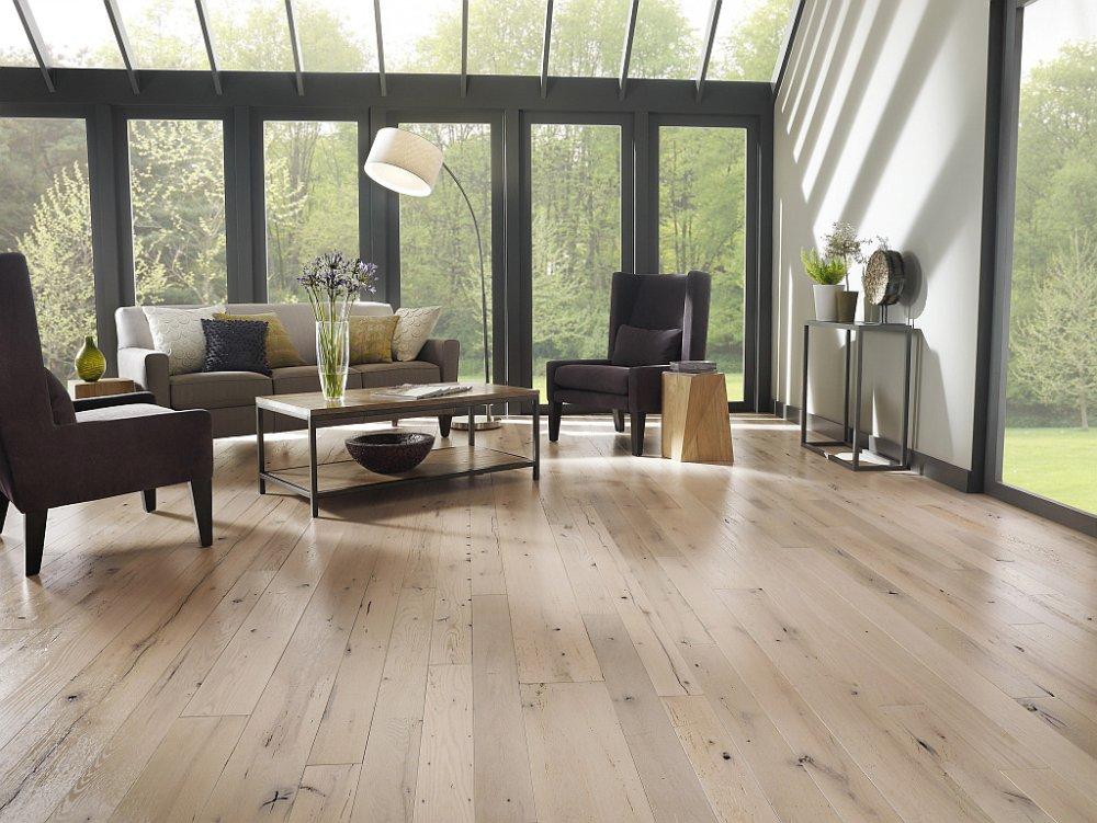 Eiken houten vloeren in het algemeen veel informatie vloerderij