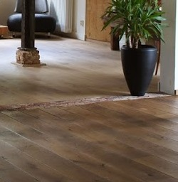 Hardwood and parquet refinishing in Amsterdam by the Vloerderij