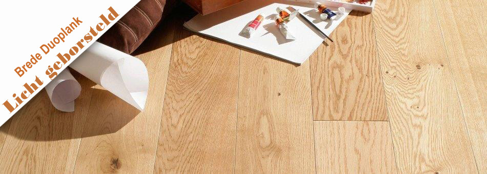 Hardwood finishing in The Hague