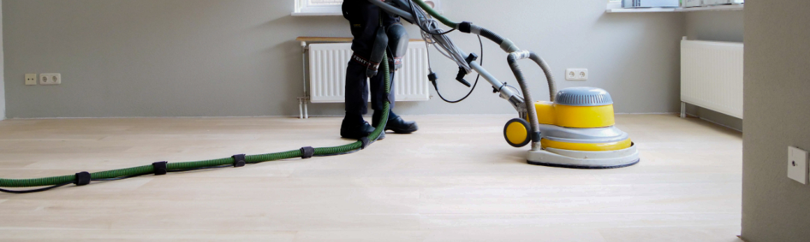 Handwood floor sanding in The hague