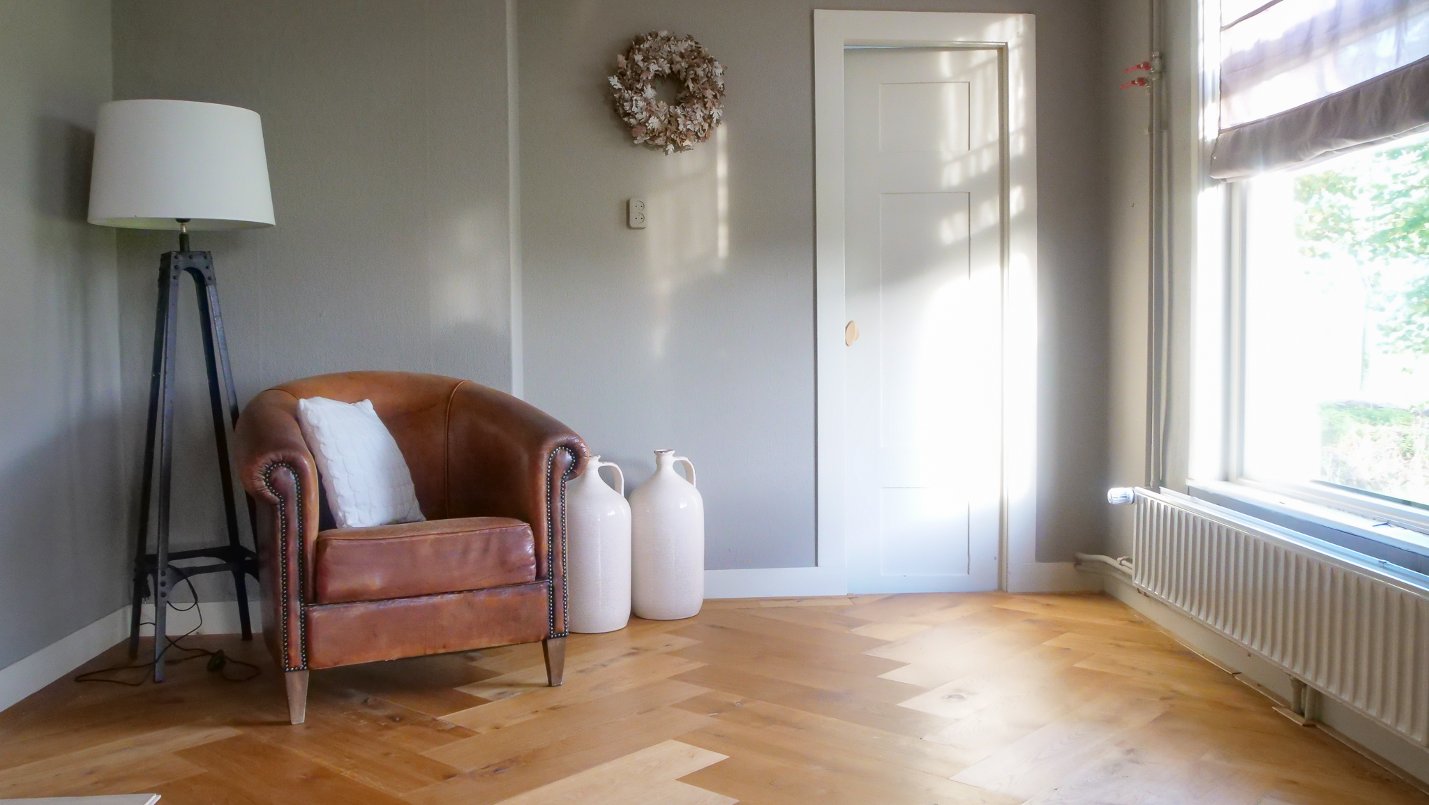 Wood flooring Amsterdam. Friendly prices. Oak flooring and parquet