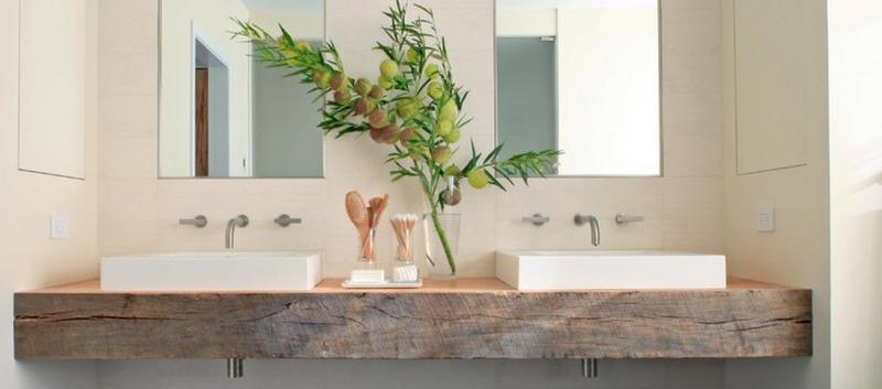 Houten vloer in de badkamer | Dat Kan Zeker | Vloerderij
