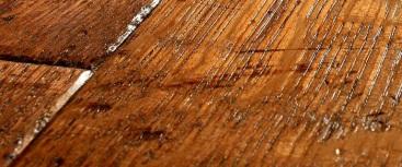 Steenschotten vloer leggen