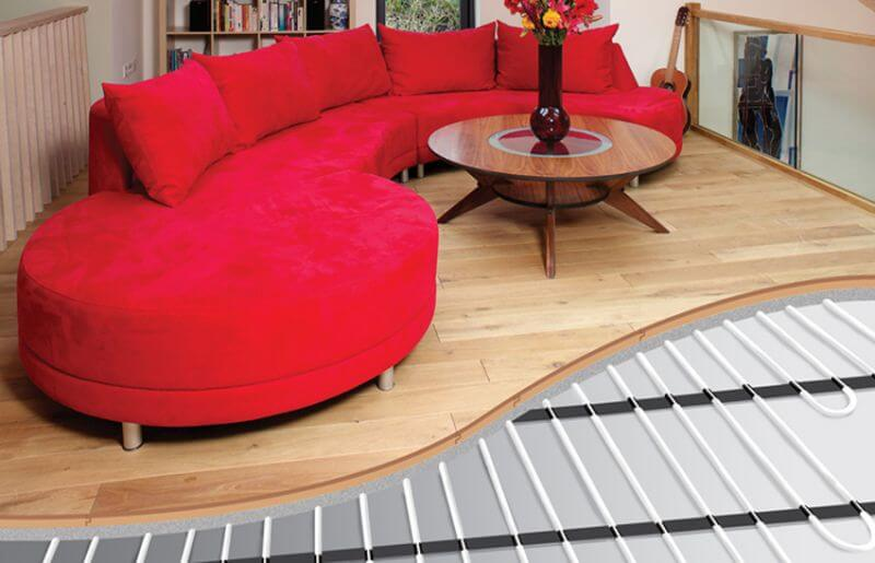 Vloerverwarming eiken vloer oude antieke vloeren holtz is al meer